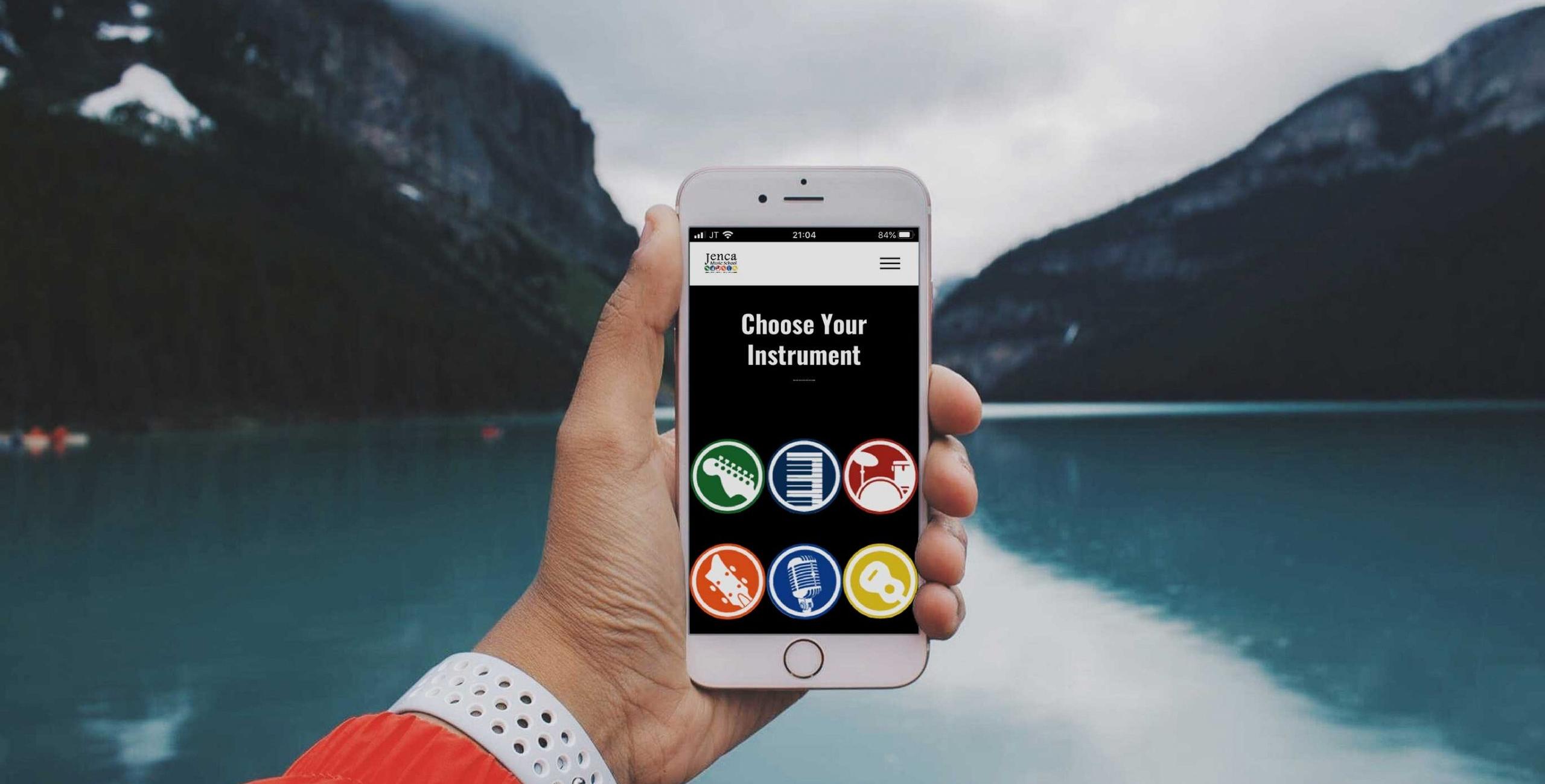 Jenca-Site-iPhone